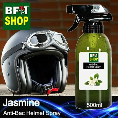 Anti-Bac Helmet Spray (ABHS1) - Jasmine - 500ml