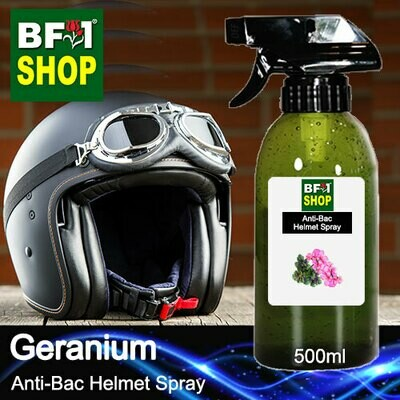 Anti-Bac Helmet Spray (ABHS1) - Geranium - 500ml