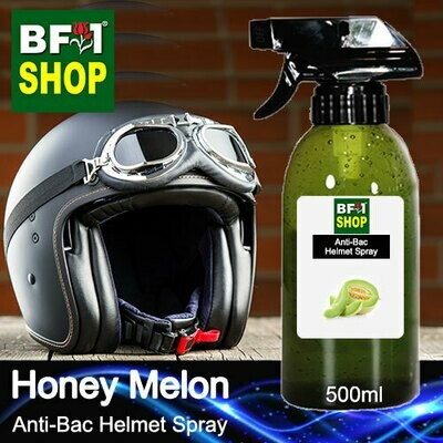 Anti-Bac Helmet Spray (ABHS1) - Honey Melon - 500ml