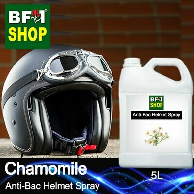 Anti-Bac Helmet Spray (ABHS1) - Chamomile - 5L