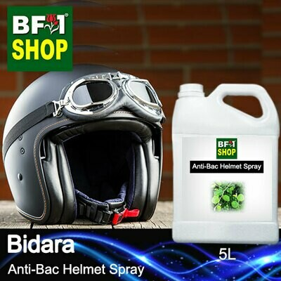 Anti-Bac Helmet Spray (ABHS1) - Bidara - 5L