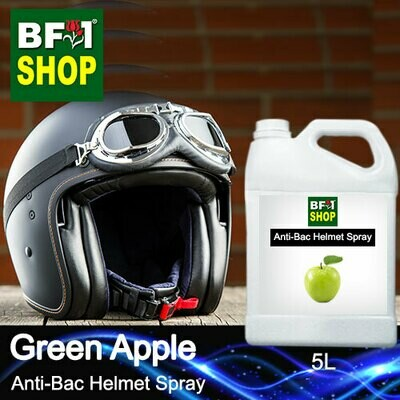 Anti-Bac Helmet Spray (ABHS1) - Apple - Green Apple - 5L