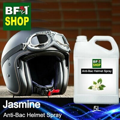 Anti-Bac Helmet Spray (ABHS1) - Jasmine - 5L