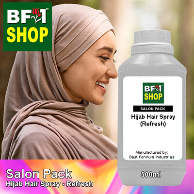 Salon Pack - Hijab Hair Spray - Refresh - 500ml