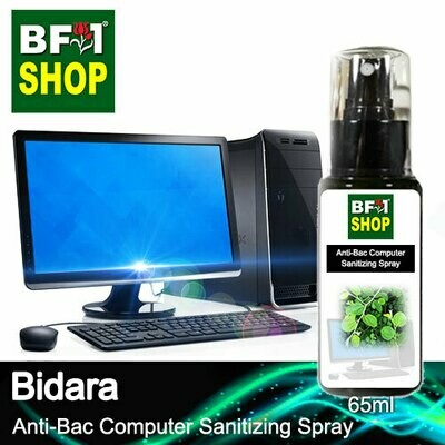 Anti-Bac Computer Sanitizing Spray (ABCS) - Bidara - 65ml