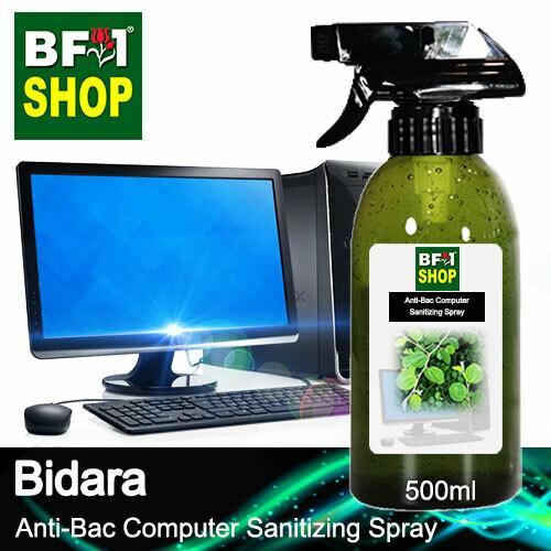 Anti-Bac Computer Sanitizing Spray (ABCS) - Bidara - 500ml