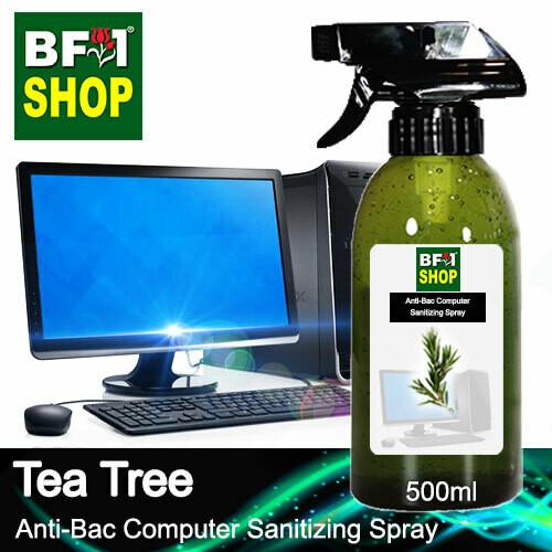 Anti-Bac Computer Sanitizing Spray (ABCS) - Tea Tree - 500ml