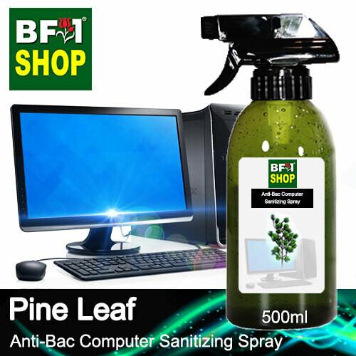 Anti-Bac Computer Sanitizing Spray (ABCS) - Pine Leaf - 500ml