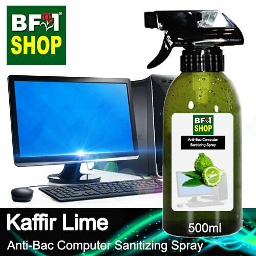 Anti-Bac Computer Sanitizing Spray (ABCS) - lime - Kaffir Lime - 500ml