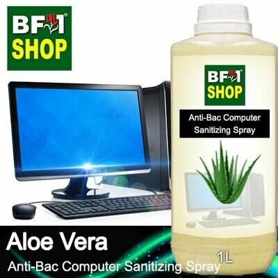 Anti-Bac Computer Sanitizing Spray (ABCS) - Aloe Vera - 1L