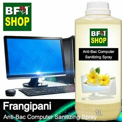 Anti-Bac Computer Sanitizing Spray (ABCS) - Frangipani - 1L