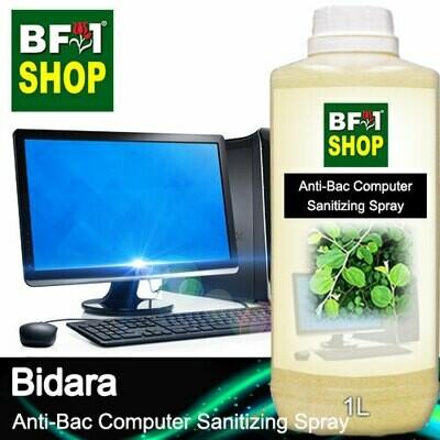 Anti-Bac Computer Sanitizing Spray (ABCS) - Bidara - 1L