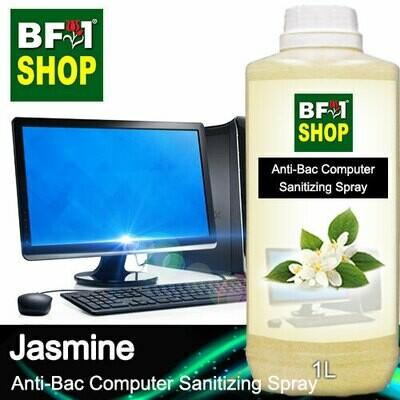 Anti-Bac Computer Sanitizing Spray (ABCS) - Jasmine - 1L