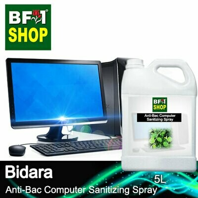 Anti-Bac Computer Sanitizing Spray (ABCS) - Bidara - 5L