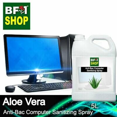 Anti-Bac Computer Sanitizing Spray (ABCS) - Aloe Vera - 5L