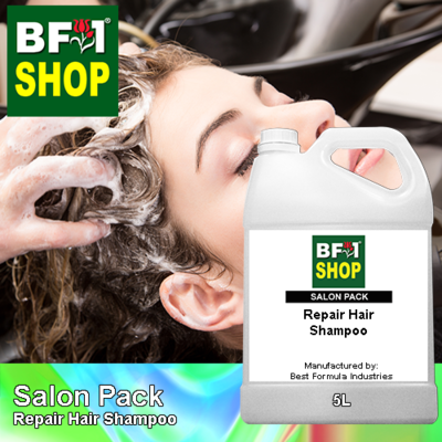 Salon Pack - Repair Hair Shampoo - 5L