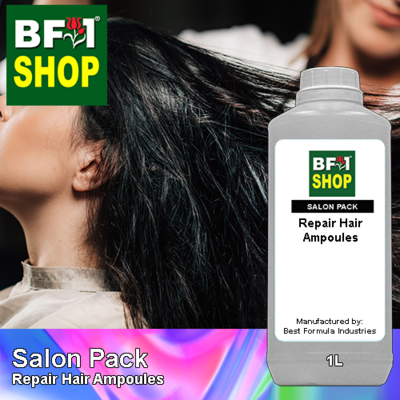 Salon Pack - Repair Hair Ampoules - 1L