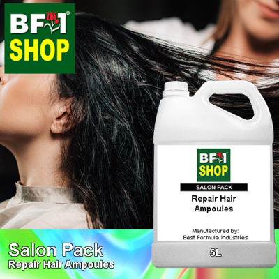 Salon Pack - Repair Hair Ampoules - 5L