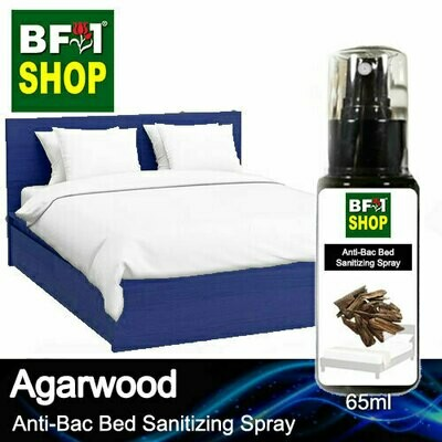 Anti-Bac Bed Sanitizing Spray (ABBS) - Agarwood - 65ml