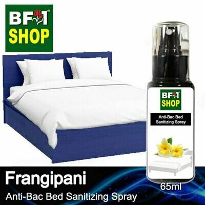 Anti-Bac Bed Sanitizing Spray (ABBS) - Frangipani - 65ml