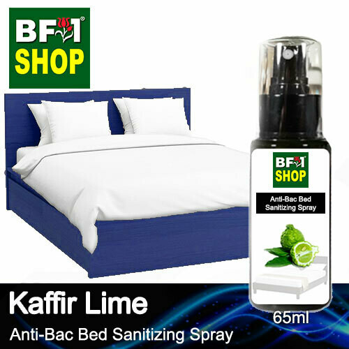 Anti-Bac Bed Sanitizing Spray (ABBS) - lime - Kaffir Lime - 65ml
