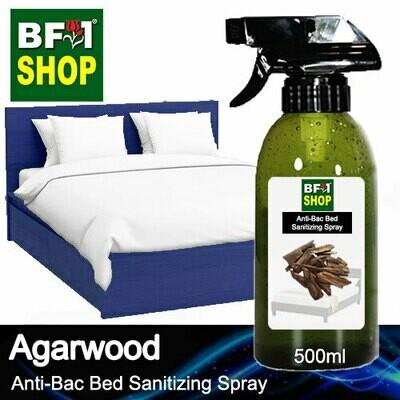 Anti-Bac Bed Sanitizing Spray (ABBS) - Agarwood - 500ml