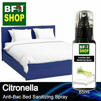 Anti-Bac Bed Sanitizing Spray (ABBS) - Citronella - 65ml