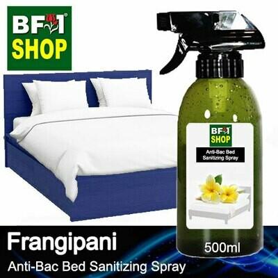Anti-Bac Bed Sanitizing Spray (ABBS) - Frangipani - 500ml
