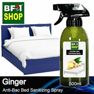 Anti-Bac Bed Sanitizing Spray (ABBS) - Ginger - 500ml