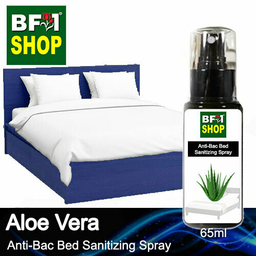 Anti-Bac Bed Sanitizing Spray (ABBS) - Aloe Vera - 65ml
