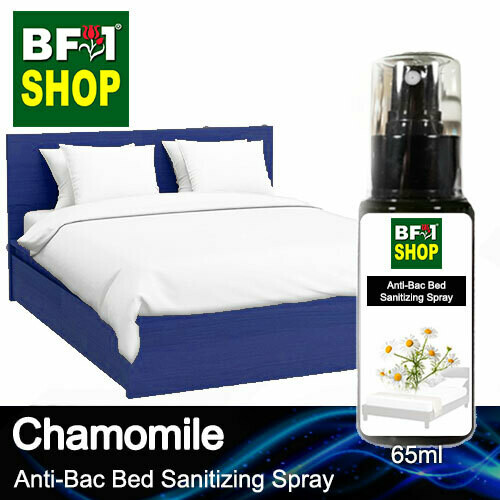 Anti-Bac Bed Sanitizing Spray (ABBS) - Chamomile - 65ml