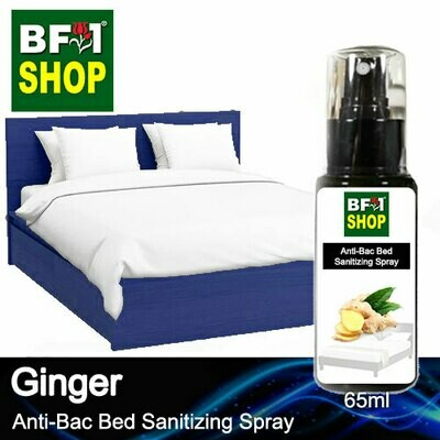 Anti-Bac Bed Sanitizing Spray (ABBS) - Ginger - 65ml