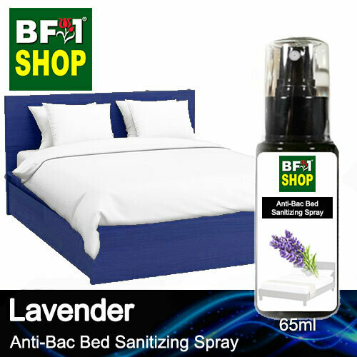 Anti-Bac Bed Sanitizing Spray (ABBS) - Lavender - 65ml