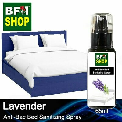 Anti-Bac Bed Sanitizing Spray (ABBS) - Lavender - 65ml