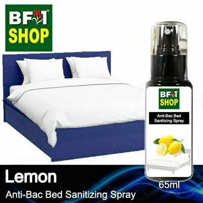 Anti-Bac Bed Sanitizing Spray (ABBS) - Lemon - 65ml