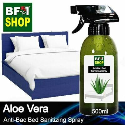Anti-Bac Bed Sanitizing Spray (ABBS) - Aloe Vera - 500ml