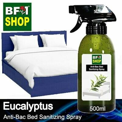Anti-Bac Bed Sanitizing Spray (ABBS) - Eucalyptus - 500ml