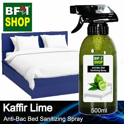Anti-Bac Bed Sanitizing Spray (ABBS) - lime - Kaffir Lime - 500ml