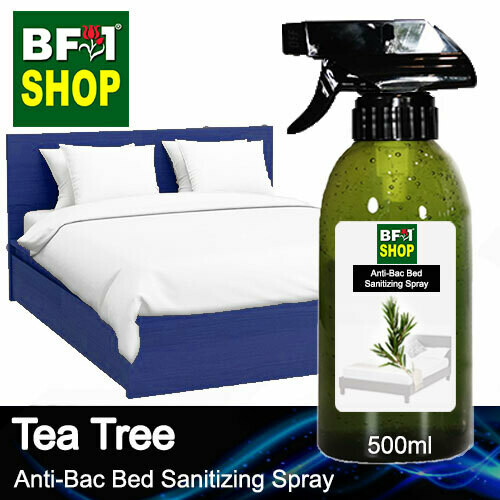Anti-Bac Bed Sanitizing Spray (ABBS) - Tea Tree - 500ml