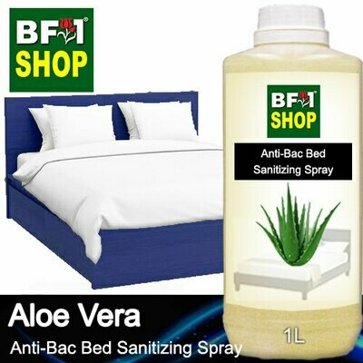 Anti-Bac Bed Sanitizing Spray (ABBS) - Aloe Vera - 1L