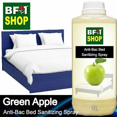 Anti-Bac Bed Sanitizing Spray (ABBS) - Apple - Green Apple - 1L