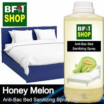 Anti-Bac Bed Sanitizing Spray (ABBS) - Honey Melon - 1L