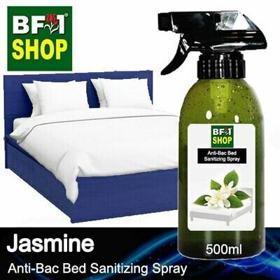 Anti-Bac Bed Sanitizing Spray (ABBS) - Jasmine - 500ml