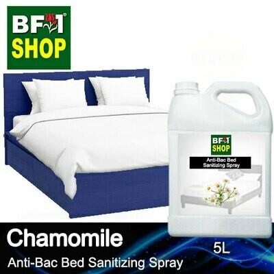 Anti-Bac Bed Sanitizing Spray (ABBS) - Chamomile - 5L
