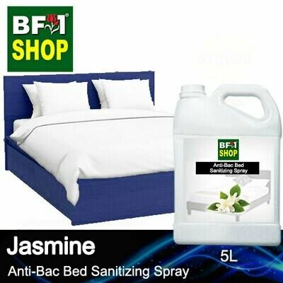 Anti-Bac Bed Sanitizing Spray (ABBS) - Jasmine - 5L