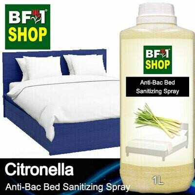 Anti-Bac Bed Sanitizing Spray (ABBS) - Citronella - 1L