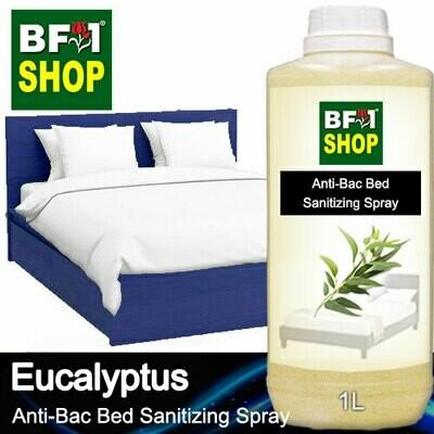 Anti-Bac Bed Sanitizing Spray (ABBS) - Eucalyptus - 1L