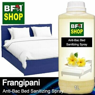 Anti-Bac Bed Sanitizing Spray (ABBS) - Frangipani - 1L