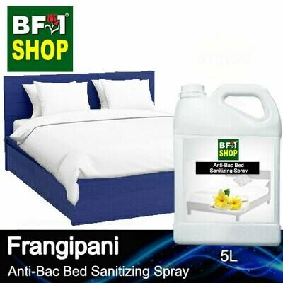 Anti-Bac Bed Sanitizing Spray (ABBS) - Frangipani - 5L