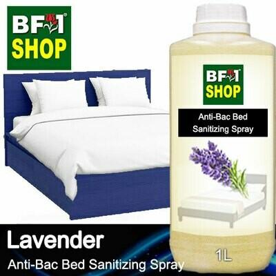 Anti-Bac Bed Sanitizing Spray (ABBS) - Lavender - 1L